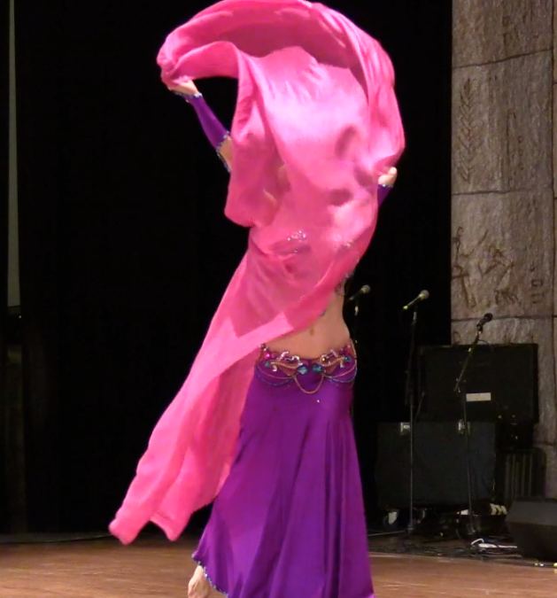 Belly Dance in America … An Ongoing Journey